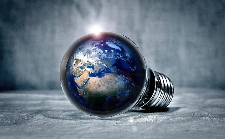 Con la economía verde es posible defender al planeta de las amenazas medioambientales