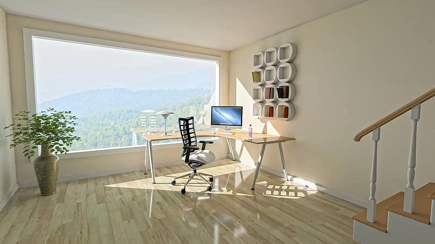 La luz solar, aliada para ahorrar energía en casa