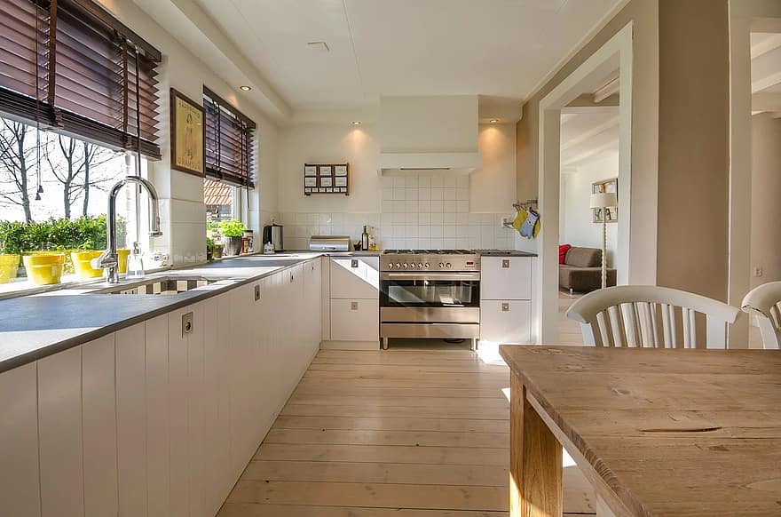 La cocina debe ser un lugar eficiente energéticamente