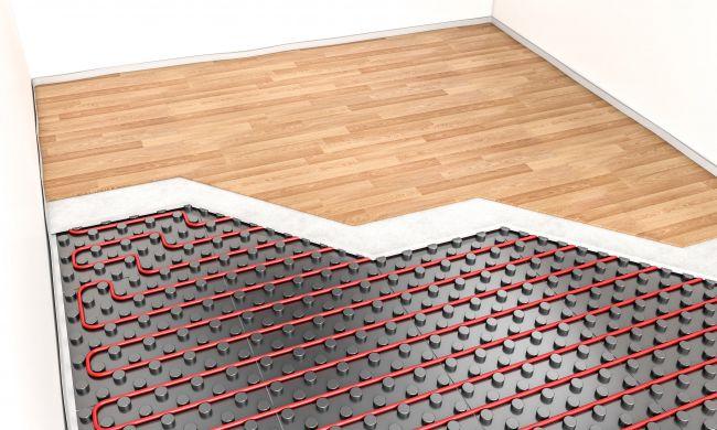 Si te preguntas por la calefacción que consume menos, analiza la opción de una instalación eficiente como la del suelo radiante